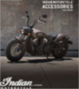 Indian Motorcycles accessoires