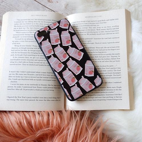 Peach Milk Soft Case