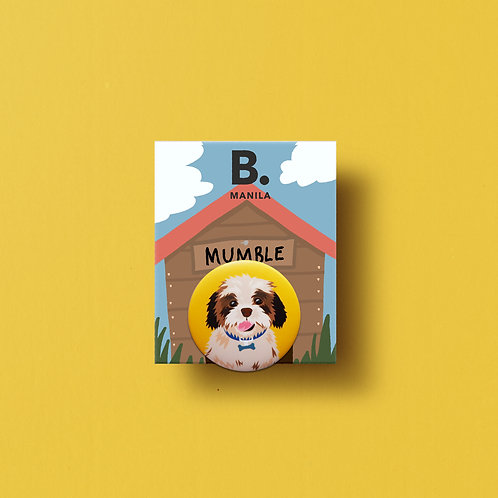 Mumble Buttonpin