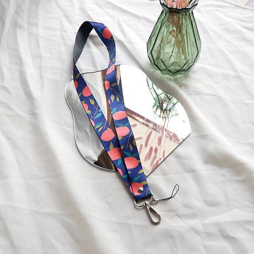 The Tangerine Neck strap