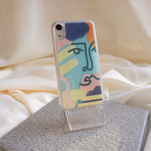 The France Glow Sand Case