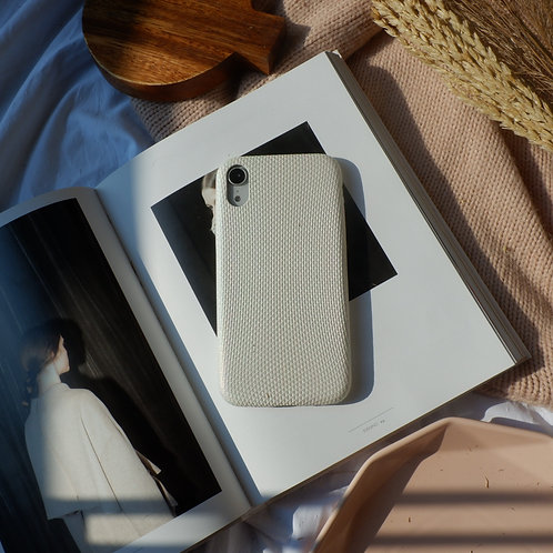 The Shara in Pearl White