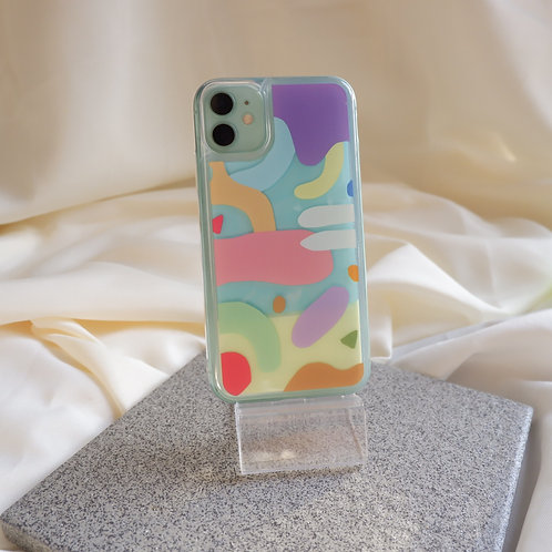 The Zoey Glow Sand Case