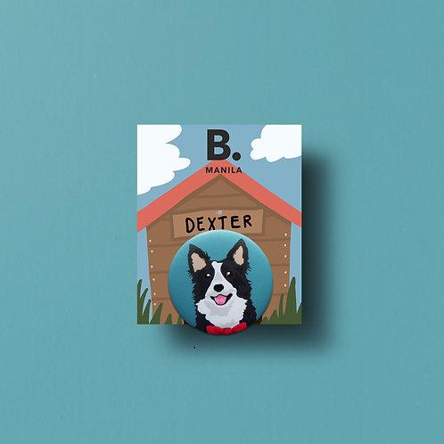 Dexter Buttonpin