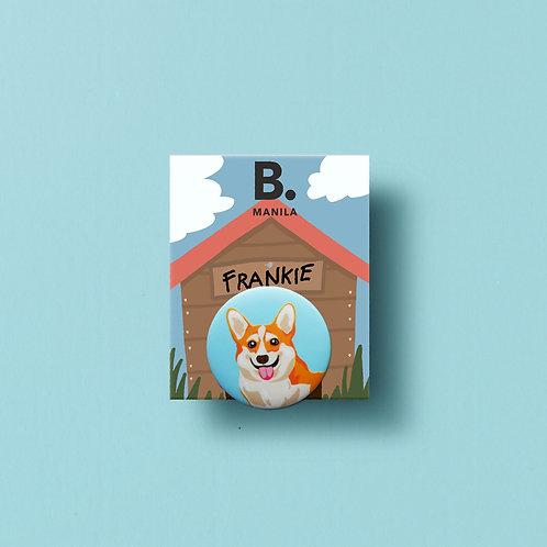 Frankie Buttonpin