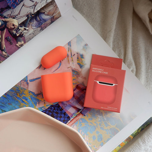 Nectarine Silicone Airpods 1 and 2 Case