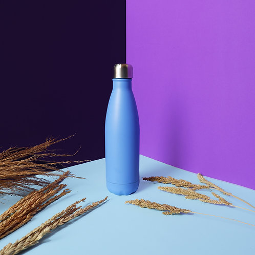 CORNFLOWER BLUE BOTTLE