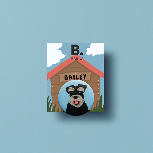 Bailey Buttonpin
