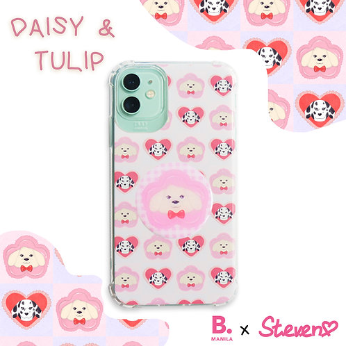 DAISY AND TULIP SHOCKPROOF CASE