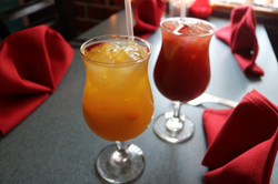 Enjoy a Drink on our Patio