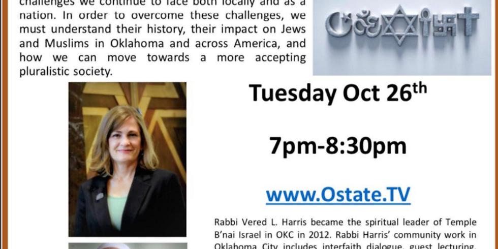 Anti-Semitism, Islamophobia, and the Future of Religious Pluralism in Oklahoma and America