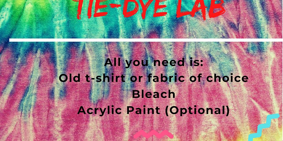 Tie-Dye Lab
