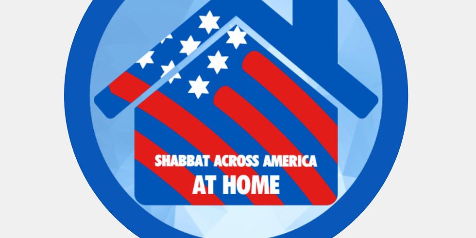 Shabbat Across American (from Home)