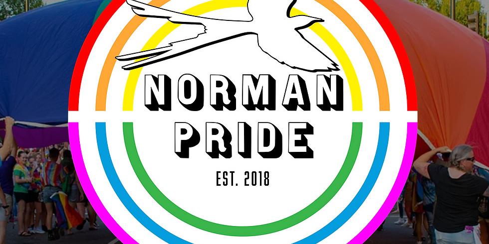 Norman Pride Parade!