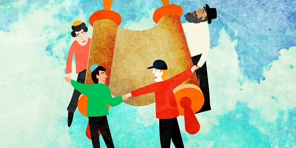 Celebrate Simchat Torah with the Reform Movement!