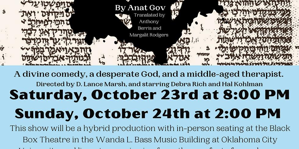 Oh, God! - Jewish Theatre of Oklahoma