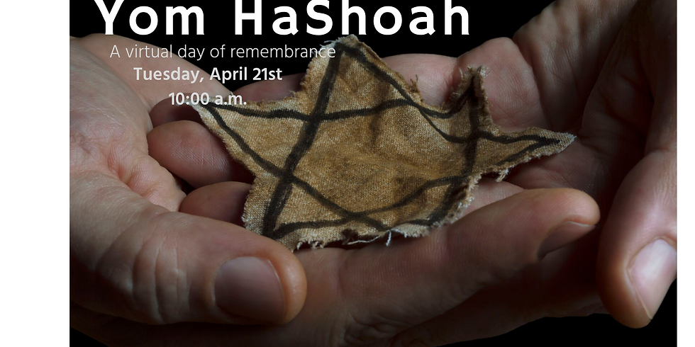 Yom HaShoah: Reflection and Remembrance