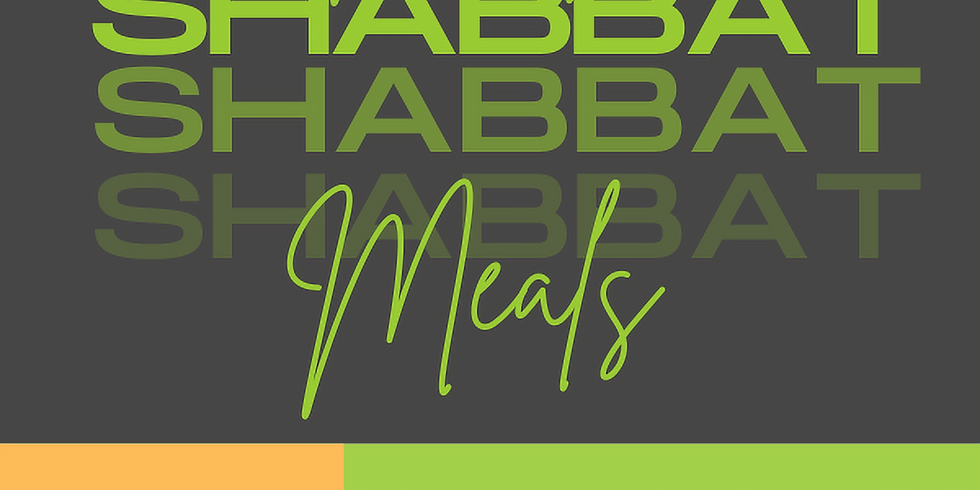 To-Go Shabbat Meal