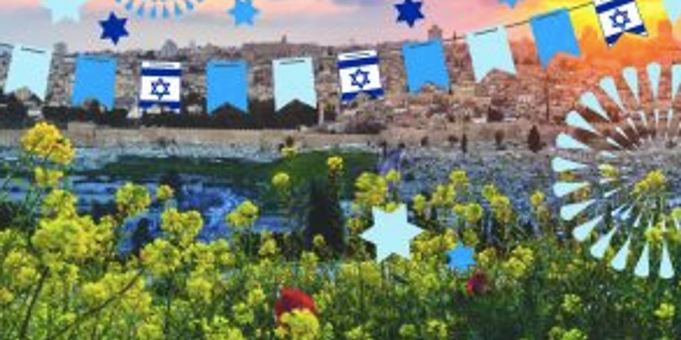 Jewish Federation of Tulsa: Yom Ha'atzmaut (Independence Day) LIVE Concert From Israel with Singer Kobi Oz!