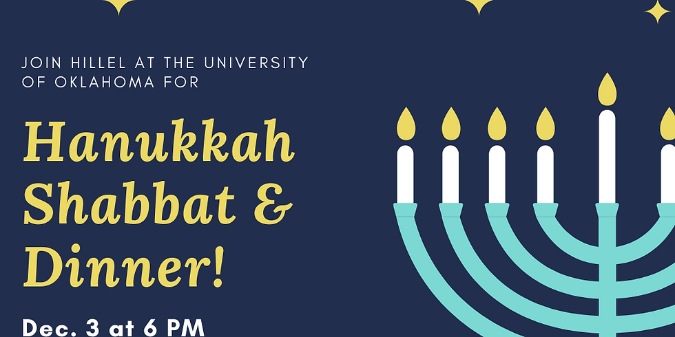 Hanukkah Party/Shabbat & Dinner