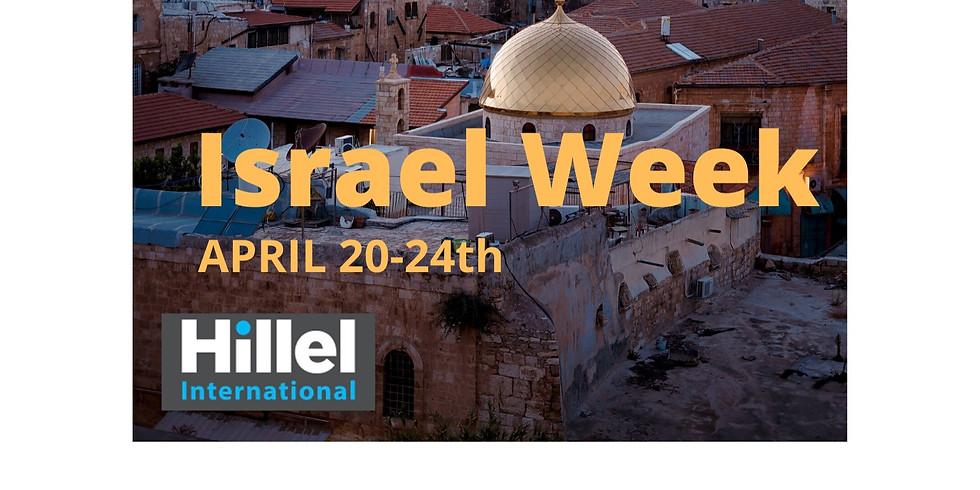 Israel Week!