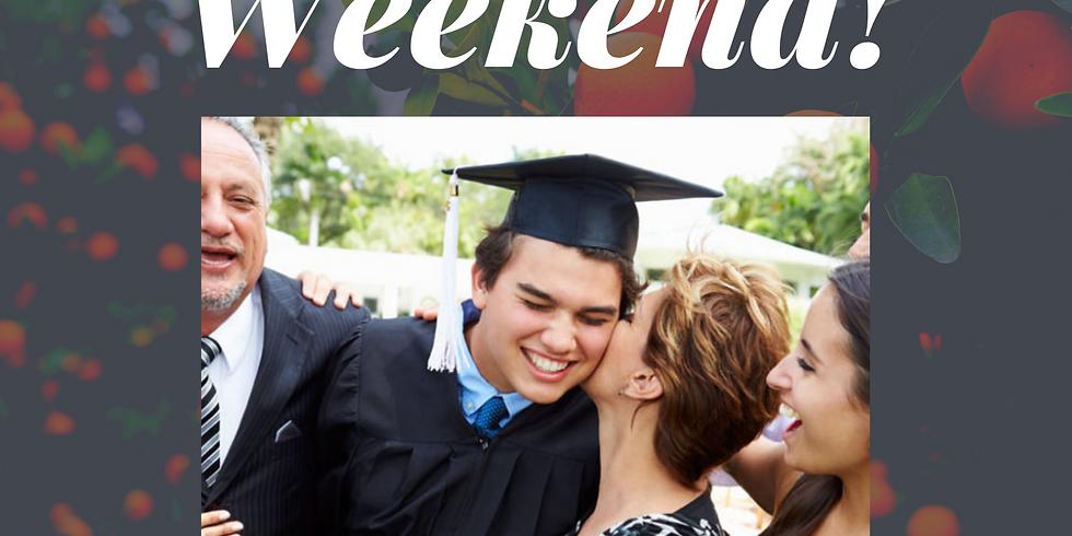 Parents Weekend!