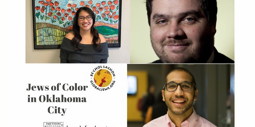 Jews of Color in Oklahoma City
