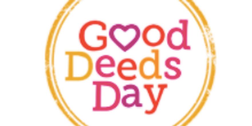 Hillel International: Good Deeds Day!