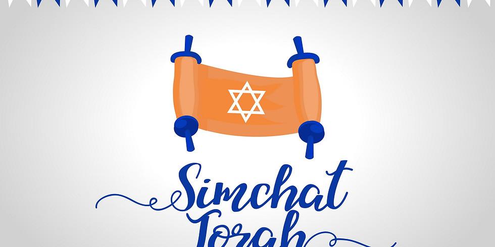Shemini & Simchat Torah at Emanuel