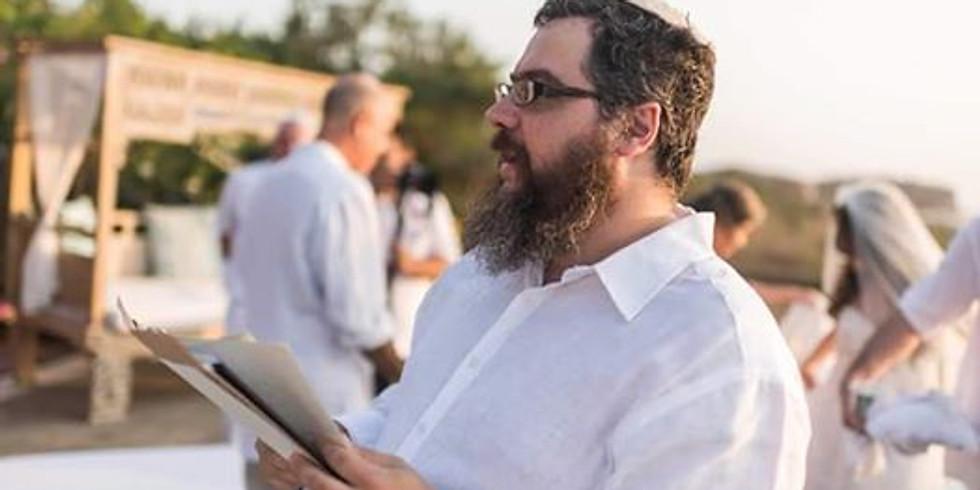 Nosh & Learn (with Rabbi Mejia) COVID & the Judaism of Tomorrow