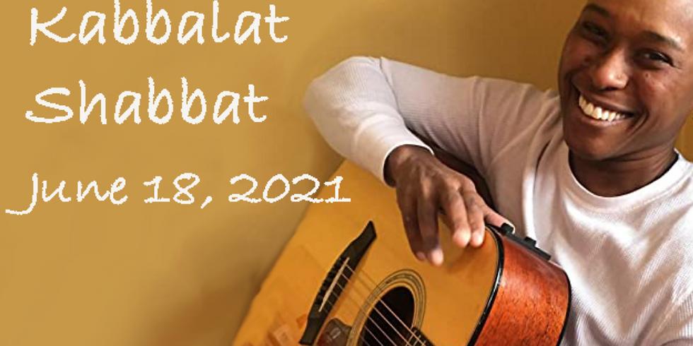 Juneteenth Kabbalat Shabbat