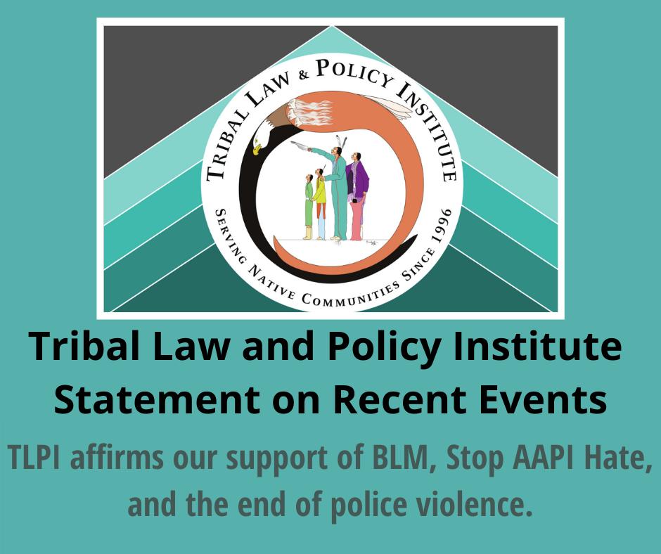 TLPI Statement on Recent Events 2021