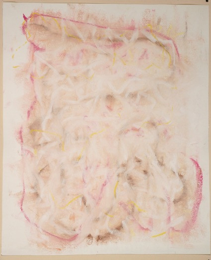 pastel on paper, 2010