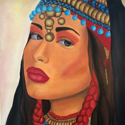 Marrokanische Braut