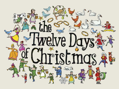 """The Hidden Meaning of the Gifts in """"12 Days of Christmas"""""""