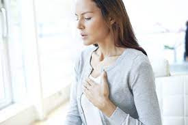 Shortness of Breath during times of Stress