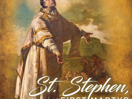 Stephen: The First Martyr