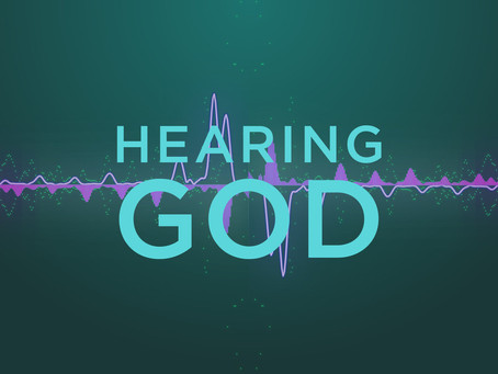 Hearing God – Author Unknown
