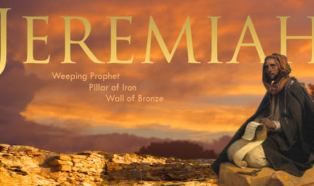 The Marvellous Book of Jeremiah