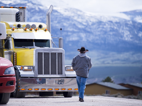 A Trucker's Last Letter – Author Unknown