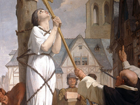 Joan of Arc - Christian Heretic, Christian Saint
