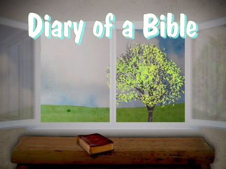 Diary of a Bible – Author Unknown