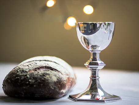 Holy Bread for Holy Hunger