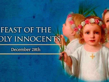 The Feast of the Holy Innocents