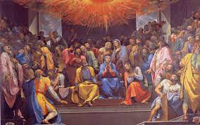 Pentecost Makes us Capable of God