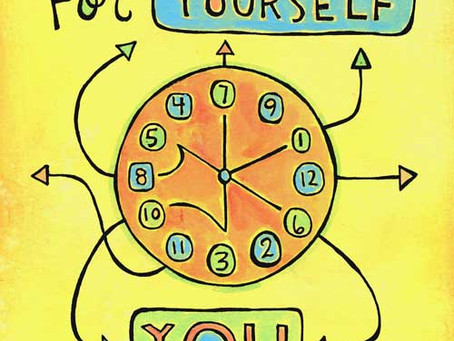 Making time for YOU - Spirituality Video