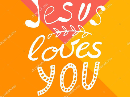 Jesus Really Loves You – Author Unknown