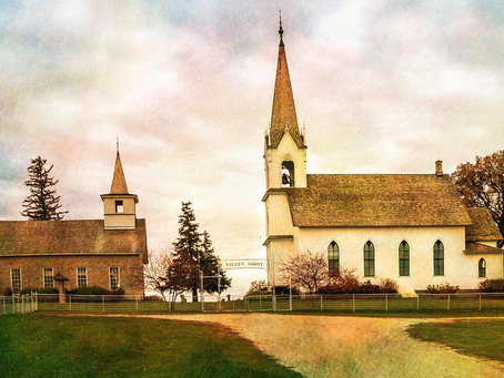 Two Churches – Author Unknown