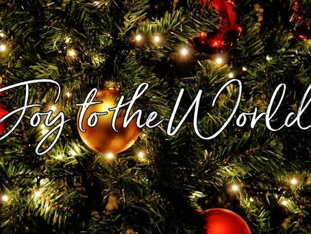 Joy to the World !