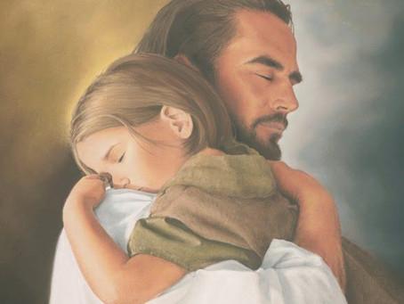 The Hug of God